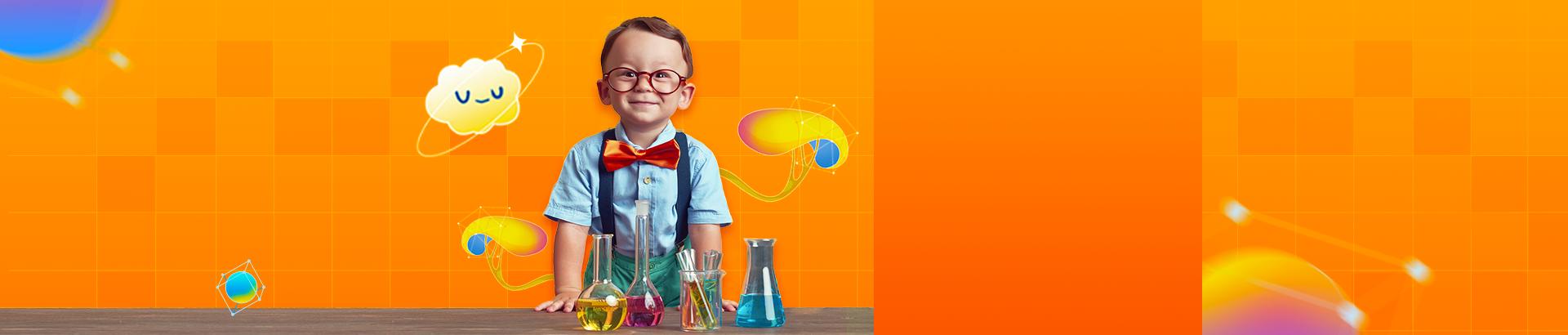 【6岁+】德拉少儿STEAM科学体验课
